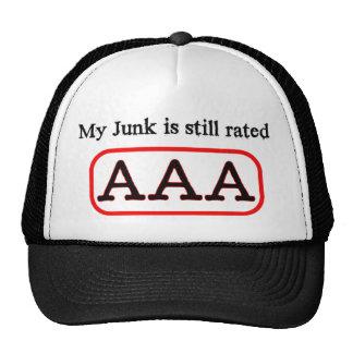 Undowngraded Cap