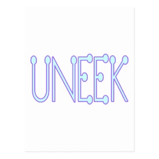 Uneek Postcard