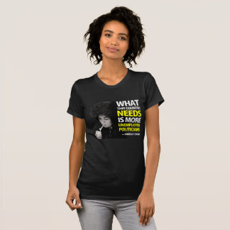 Unemployed Politicians - Angela Davis T-Shirt