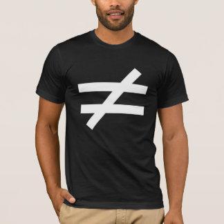 Unequal Ubermensch Nietzsche Shirt V2