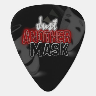 Uñeta Just Another Mask Plectrum