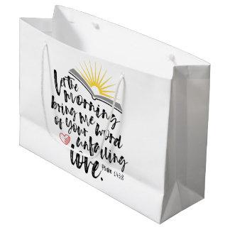 UNFAILING LOVE Large Gift Bag