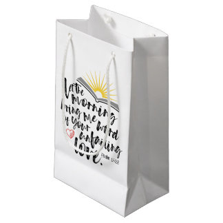 UNFAILING LOVE Small Gift Bag