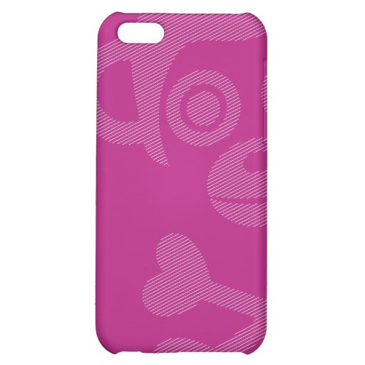 Unfinished Monkeys cute pink iphone case iPhone 5C Cover