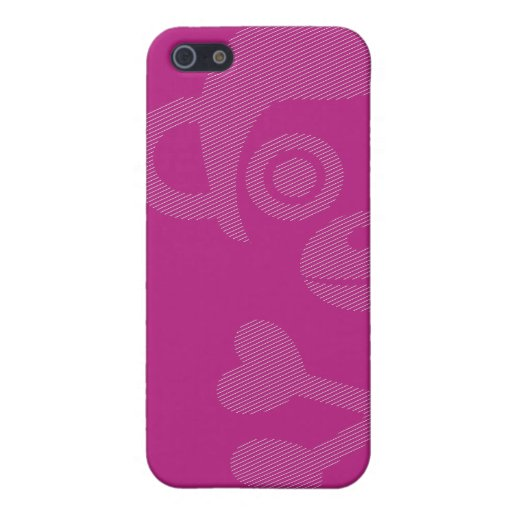 Unfinished Monkeys cute pink iphone case iPhone 5 Cases