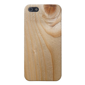 Unfinished Wood Cover For iPhone 5/5S