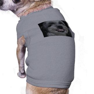 unhappy lhasa apso shirt
