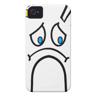 Unhealthy Tooth iPhone 4 Case-Mate Case