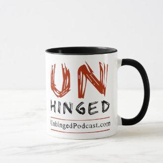 Unhinged Podcast Mug