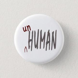 Unhuman round badge