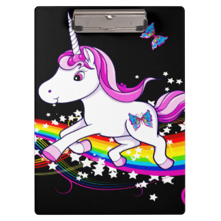 Uni Rainbow Clipboard