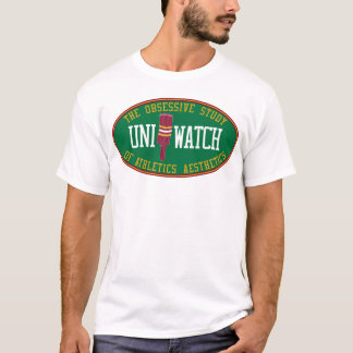 Uni Watch Shirt (alternate)
