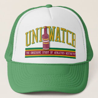 Uni Watch Trucker Hat