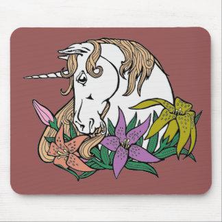 Unicorn 1 mouse pad