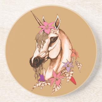 Unicorn 3 coasters