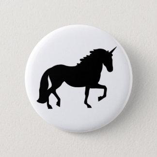 Unicorn 6 Cm Round Badge