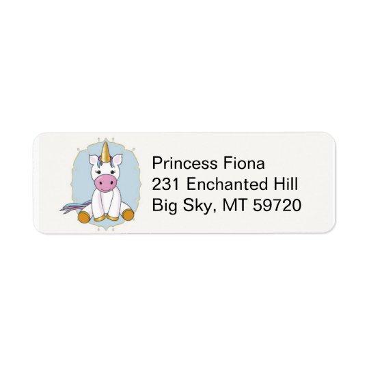Unicorn Address Labels