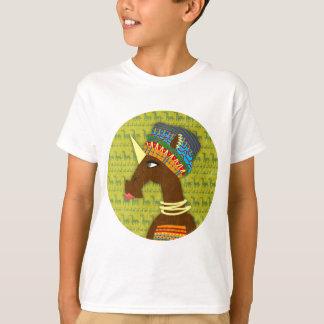 Unicorn African Queen T-Shirt