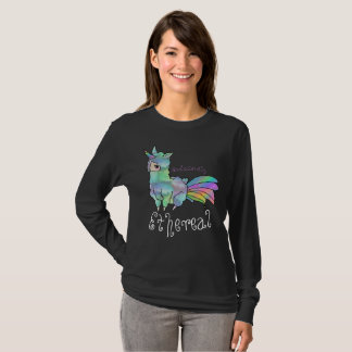 Unicorn Alpaca Ethereal T-Shirt