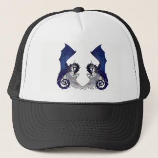 Unicorn and Dragon Trucker Hat