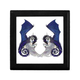 Unicorn and Dragon Wedding Lovers Gift Box