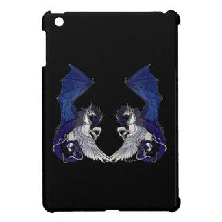 Unicorn and Dragon Wedding Lovers iPad Mini Case