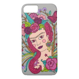 Unicorn art iPhone case