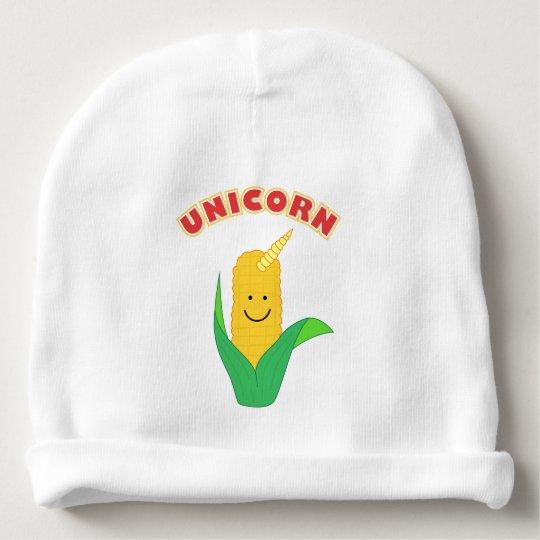 Unicorn Baby Beanie