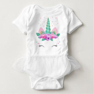 Unicorn Baby Tutu Bodysuit