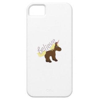 Unicorn Belief iPhone 5/5S Cases