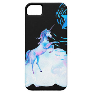 Unicorn black 1 case for the iPhone 5