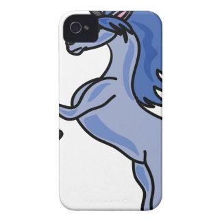 Unicorn Blue iPhone 4 Cover