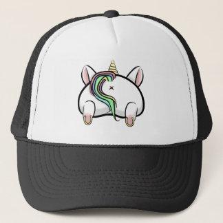 Unicorn Butt Trucker Hat