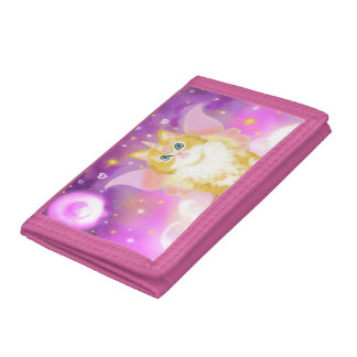 Unicorn Cat Wallet