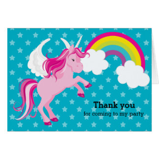 Unicorn * Choose your background color Greeting Card