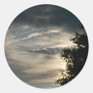 Unicorn Clouds Stickers