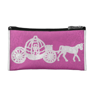 Unicorn coach Make up Bag. Makeup Bag
