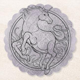 Unicorn Coaster Grey Blend
