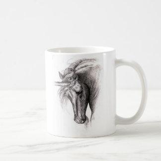 Unicorn Colt Coffee Mug