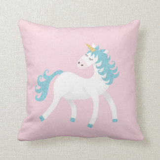 Unicorn cushion design customisable