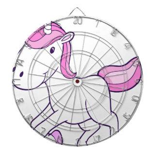unicorn dartboard