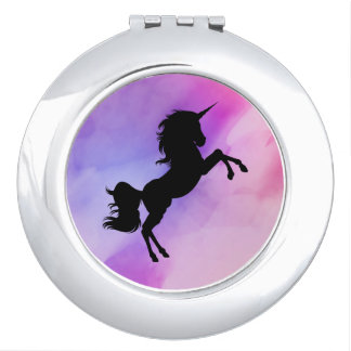 Unicorn Design Colorfull mirror