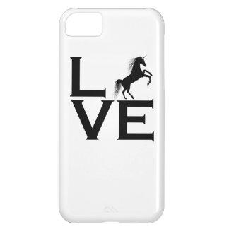 unicorn design iPhone 5C case