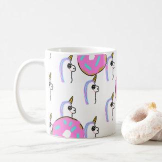 Unicorn Donut Coffee Tea Mug