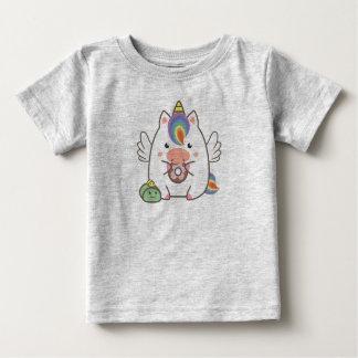 Unicorn & Donuts Baby T-Shirt