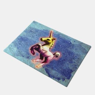Unicorn Door Mat (Galaxy Shimmer)