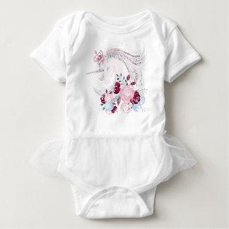 Unicorn Dream Baby Tutu Bodysuit