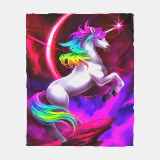 Unicorn Dream Fleece Blanket