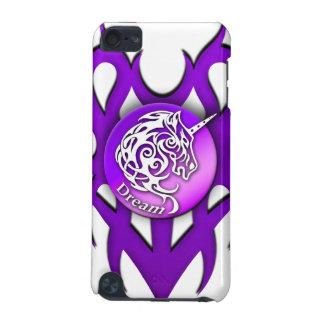 Unicorn (Dream) purple iPod Touch 5G Cases