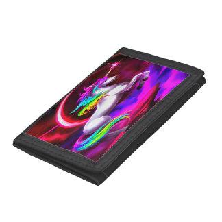 Unicorn Dream Tri-fold Wallet